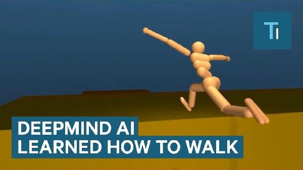 科技創新(一百一十四):AIoT產業-deep mind的在人工智慧的仿人進展
